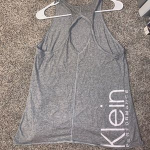 calvin klein performance tank top